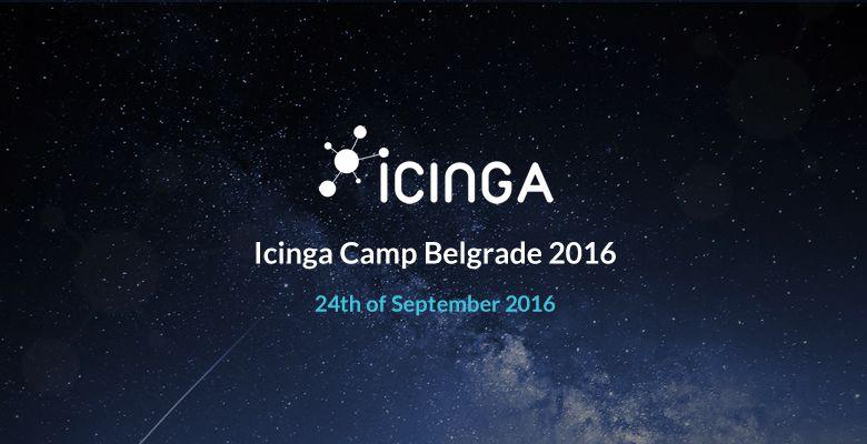 Icinga camp Belgrado